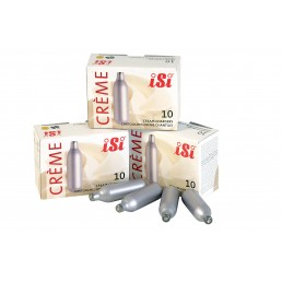 CREAM CHARGERS - BOX OF 10