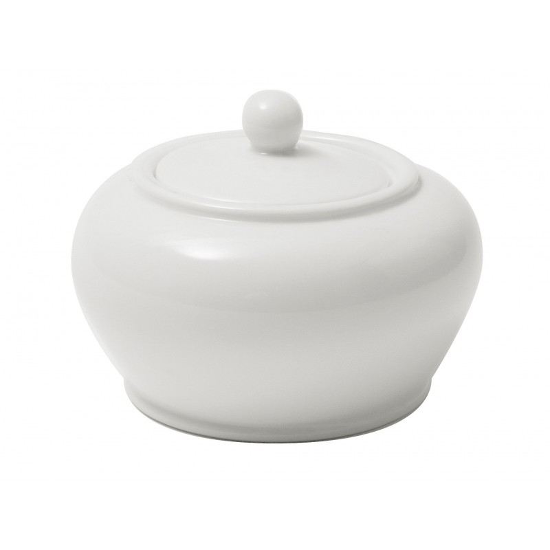 Sugar Bowl 200ml With Lid Catermaster