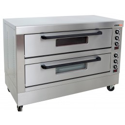 DECK OVEN - DOUBLE