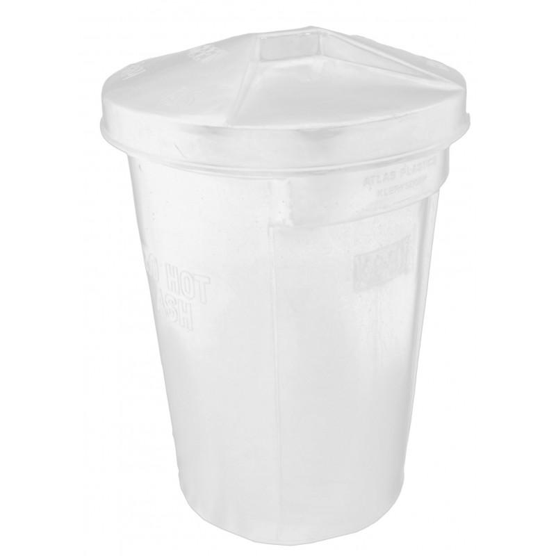 Ingredient Bin 85 Litre White Catermaster