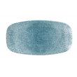TOPAZ BLUE OBLONG PLATE