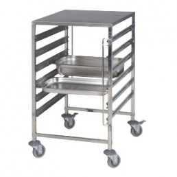 MOBILE WORKING TABLE - 7 TIER