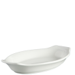 BLANCO OVAL EARED DISH 20CM