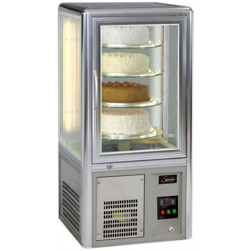 CAKE DISPLAY FRIDGE TABLE TOP CaterMaster - Small table top refrigerator