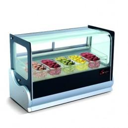 Ice Cream Display Fridge 1200mm Catermaster